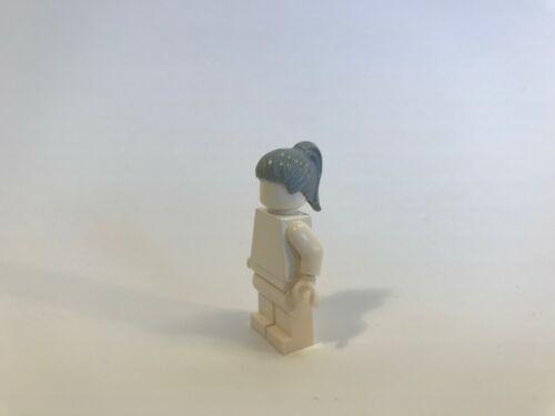 LEGO® Figuren Zubehör Haare Pferdeschwanz Light Bluish Grey aus 4854 x104  NEU