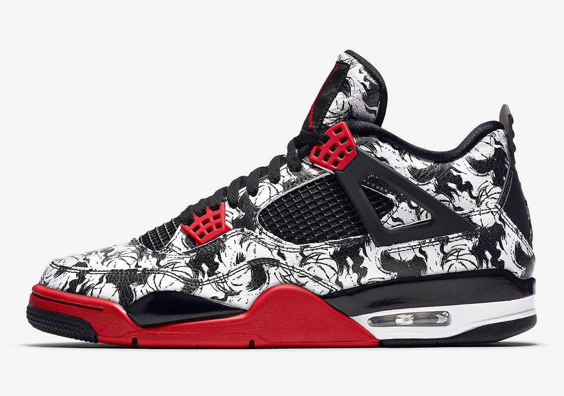 0f12fba9856 Nike Air Jordan IV 4 Retro Tattoo Singles Size 13 US BQ0897-006 Day  nxtjxy424-Athletic Shoes