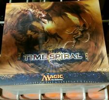 MTG Time Spiral Magic The Gathering Sealed Fat Pack Booster packs +