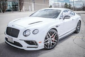 2017 Bentley Continental GT Supersports SuperSports Coupe