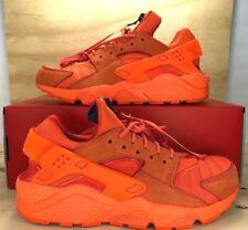d6bdaff8ada item 3 NIKE AIR HUARACHE QS CHICAGO Orange Blaze Sneaker AJ5578-800 Men s  Shoes SZ 10.5 -NIKE AIR HUARACHE QS CHICAGO Orange Blaze Sneaker AJ5578-800  Men s ...