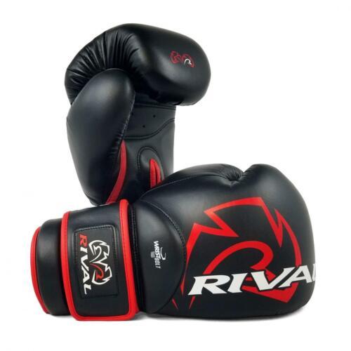 Rival Boxing Guanti RS4 AERO Sparring Guanti 2.0 Nero