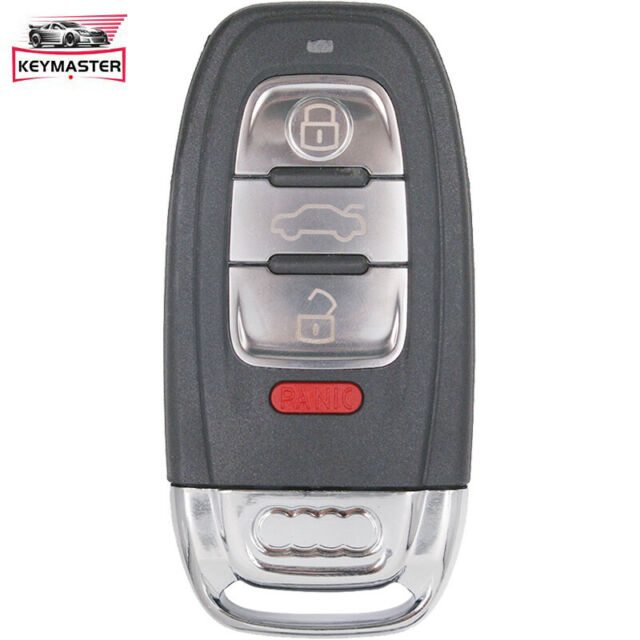 IYZFBSB802 Key Fob Keyless Entry Remote fits Audi A1 A3 A4 A5 A6 A7 A8 Allroad Q3 Q5 Q7 S3 S4 S5 S6 S7 S8 SQ5 RS5 RS7