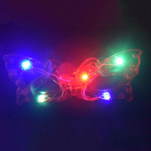 Party LED Glasses Light Flashing Birthday Christmas Gift SP