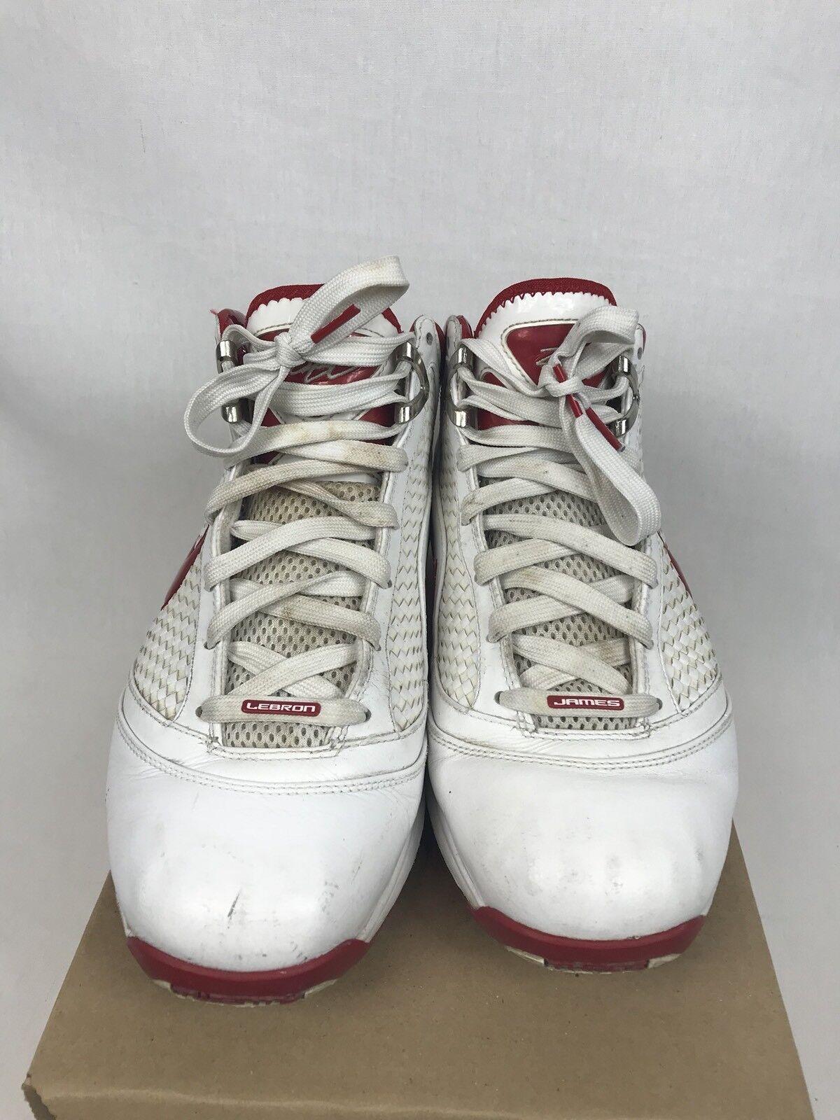 798524732ea 2009 Nike Nike Nike Air Max Lebron VII(7) NFW Size 10.5 W Rep Box ...