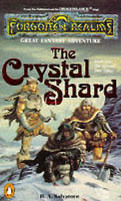 1 of 1 - Good, Crystal Shard (TSR Fantasy), Salvatore, R. A., Book