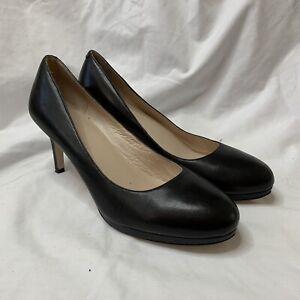 Wittner Black Pumps Heels Court Shoes
