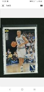 1994-95 UD COLLECTORS CHOICE # 250 JASON KIDD ROOKIE CARD.  HALL OF FAME