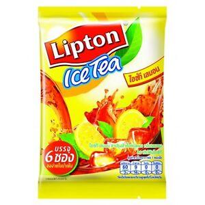 Lipton Ice Tea Pulver