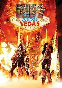 KISS-KISS-ROCKS-VEGAS-All-Region-NTSC-DVD-GENE-SIMMONS-PAUL-STANLEY-NEW