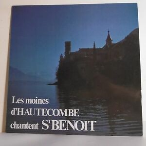33T-THE-MONKS-OF-HAUTECOMBE-Disk-LP-12-034-SING-SAINT-BENOIT-FREQUENCY-385103