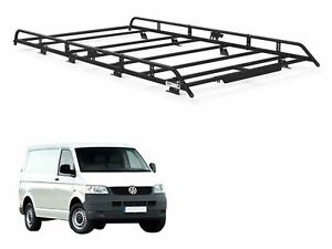Rhino-Modular-Van-Steel-Roof-Rack-for-VW-Transporter-T5-03-15-SWB-Tailgate