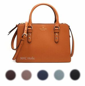 67e331b35c New Kate Spade New York Lise Mulberry Street Satchel Crossbody ...