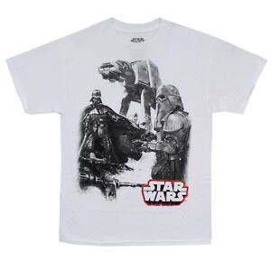 Star-Wars-Snow-Scouts-Darth-Vader-Stormtrooper-Licensed-Adult-T-Shirt
