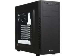 Corsair-CC-9011075-WW-Carbide-Series-100R-Black-Steel-ATX-Mid-Tower-Computer-Cas