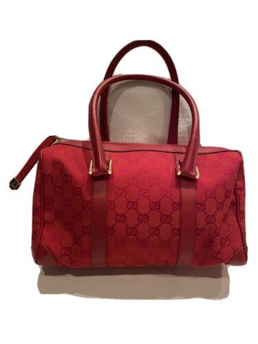 Gucci Boston Handbag - image 1