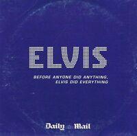 ELVIS PRESLEY Before Anyone Did Anything CD Album Promo RCA 2003