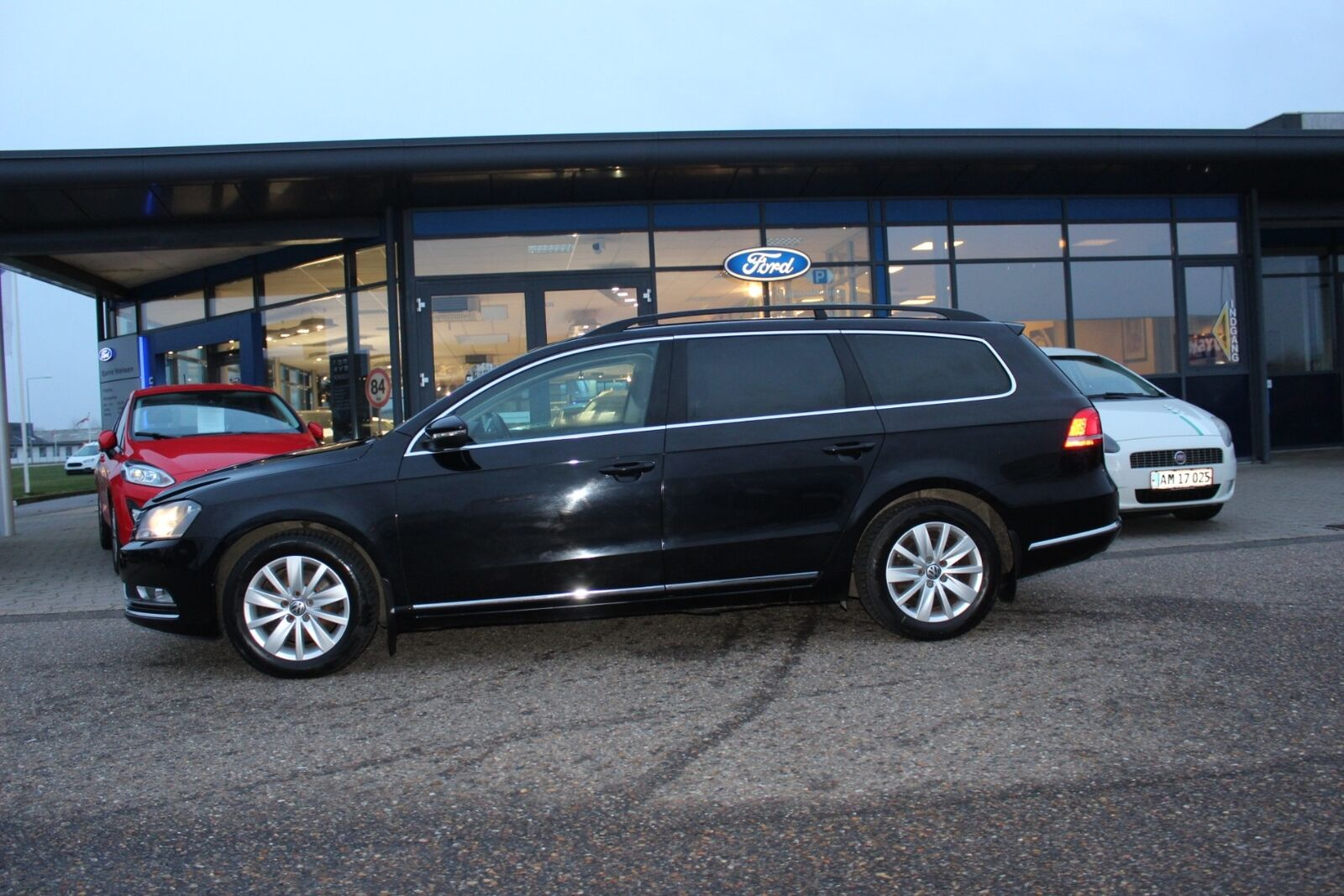VW Passat 2,0 TDi 140 Comfortl. Vari. BMT - billede 1
