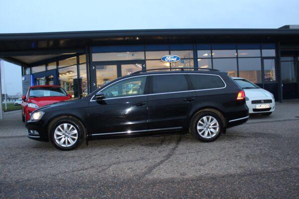 VW Passat 2,0 TDi 140 Comfortl. Vari. BMT billede 1