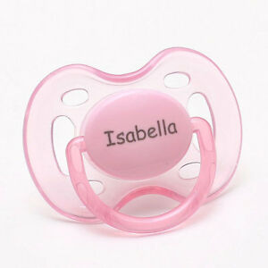 Personalized Pacifiers by PACIDOODLE! Add Baby's Name, Monogram or Cute Saying!