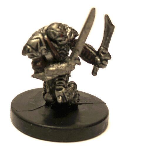 D/&D Miniatures War Drums KARRNATHI ZOMBIE #34