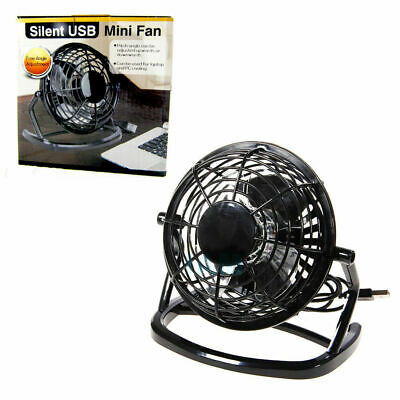 Silent Fan Mini Portable Fan for PC//Notebook USB Desk Fan