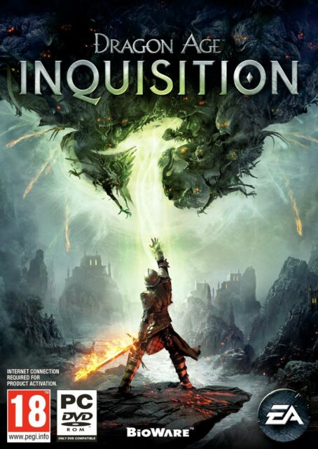 Dragon Age Inquisition PC Brand New Factory Sealed Fast Shipping