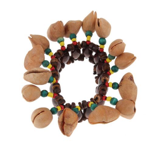 Drum Percussion Zubehör Nuts Handbell für African Drum Percussion