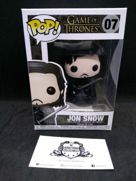 Jon Snow Vinyl Figure Item #3090 Funko Pop Game of Thrones™