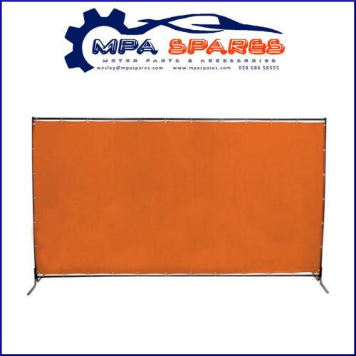 soudage rideau avec Cadre-comprend tous les accessoires environ 1.83 m Jefferson 8 x 6 ft
