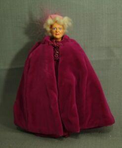 Peggy Nisbet Poupée Costume Fabriqué En Angleterre Mme Argent Anniversaire P /