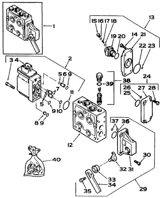 control valve lever 6190333m1 for kobelco 700 800 900 loader ebay Gas Valve Keys control valve lever 6190333m1 for kobelco 700 800 900 loader
