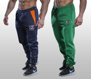 b0e919eabf094 La imagen se está cargando Para-hombre-Skinny-Pantalones-Deportivos-Chandal- Chandal-Polar-