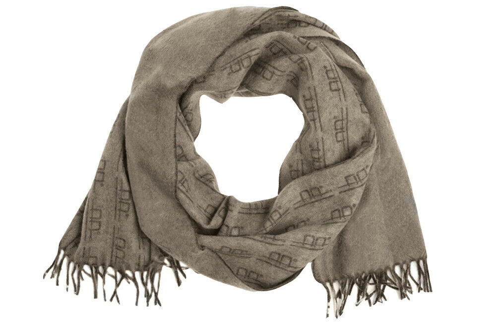 Horseware AA Platinum Lifestyle Collection Wool Knitted Scarf Taupe