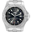 Breitling Superocean Men's Black Watch - A17390