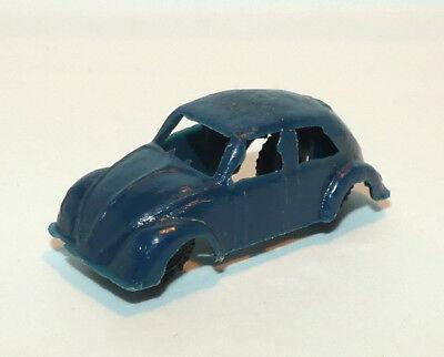 Autos Plastikautos Oldtimer 5x Amerikanische Automobile Spur H0 ca. 1:87