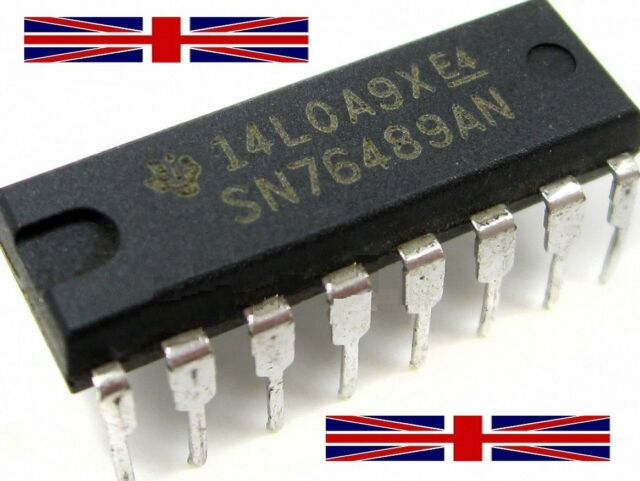 CASE SN16861 Integrated Circuit DIP16 MAKE Texas Instruments