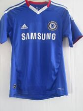 2010-2011 Chelsea Home Football Shirt Size Small /41130