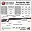 thumbnail 3 - Hatsan Torpedo 150SN Sniper Break Barrel AirRifle with Lead Pellets Bundle