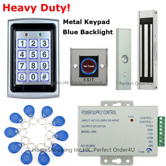 Rfid Card Password Security Door Access Control System Waterproof