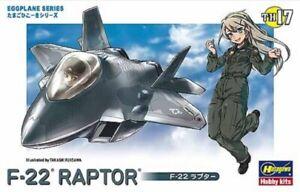 Hasegawa-60127-Egg-Tarpaulin-F-22-Raptor-New