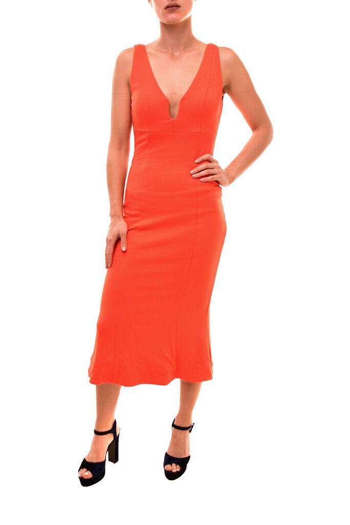 Finders Keepers Women's Auhtentic Nighttide Dress Morange S RRP  BCF85