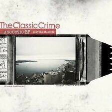 Seattle Sessions Acoustic EP by The Classic Crime (CD, Nov-2007, Tooth & Nail)