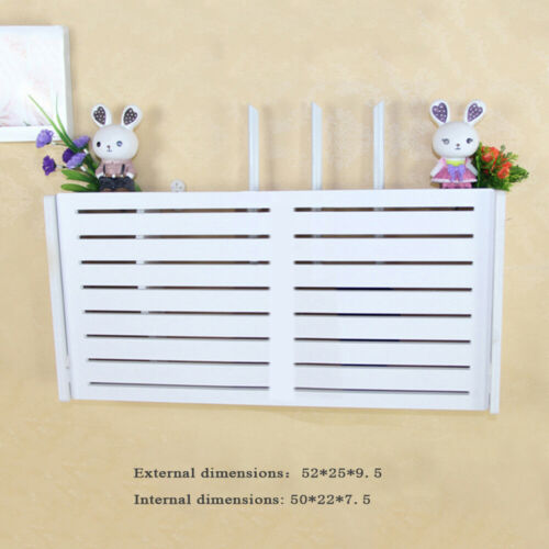 Wifi Router Storage Box Plastic Shelf Wall Hangings Bracket Cable Organizer