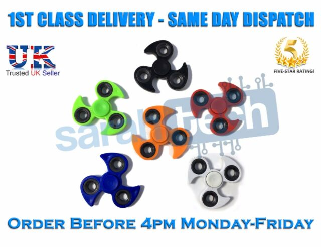 New Ninja Fidget Spinner Focus Stress EDC Hand Spin ADHD Autism Finger Toy