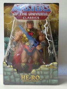 Maitres De L'univers - Les classiques du motu He-ro Mattel 2008