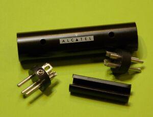 Male-XLR-to-Male-XLR-Adaptor-Plug-Alcatel-DIY-NEW