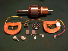 Delco Generator 1101859 12 Volt Field Coil Armature John Deere 40 320 420 440