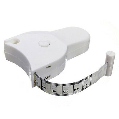 1pcs 150cm Fitness Accurate Body Fat Caliper Measuring Body Tape Ruler Measure