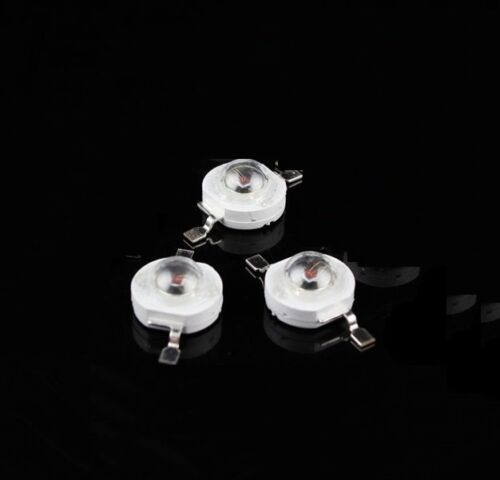 5PCS 1W Red Led Chip High Power LED Beads 50LM Red NEW  CK
